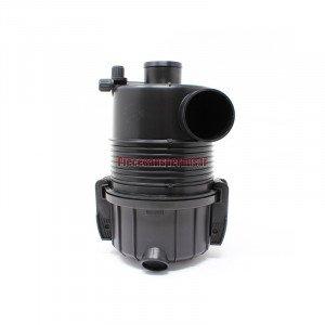 Boitier filtre à air cylindrique moteur Lombardini